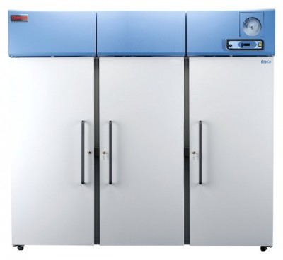 Thermo Scientific Revco High-Performance Laboratory Refrigerator with Triple Hinged Solid Door, 78.8 cu ft