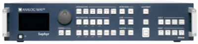 Analog Way Saphyr SPX450 Multi-Layer Mixer Seamless Switcher