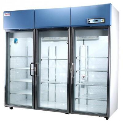 Thermo Scientific  Revco High-Performance Laboratory Refrigerator with Triple Hinged Glass Door, 78.8 cu ft