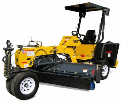 Ride-On Sweeper rentals