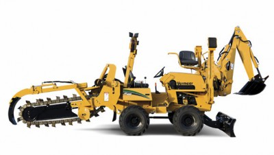Ride-On Trencher rentals