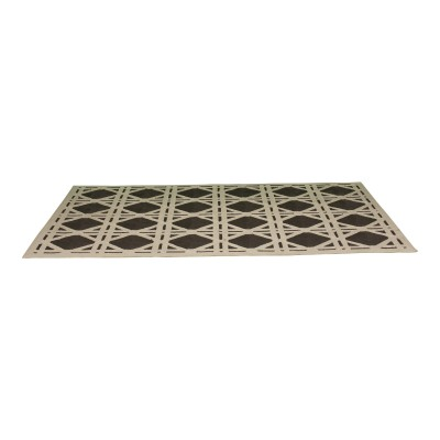 X's on Squares Rug