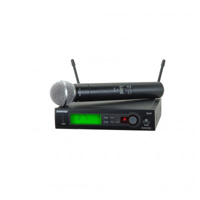 Shure SLX24/SM48 Microphone