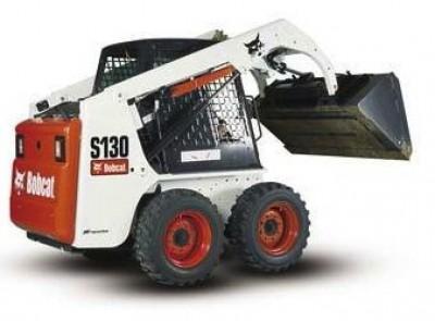 Bobcat S130 Skid Steer Loader 62