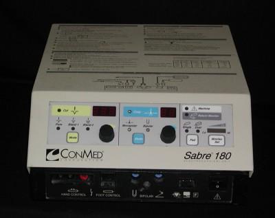 Conmed Sabre 180 Electrosurgical Generator
