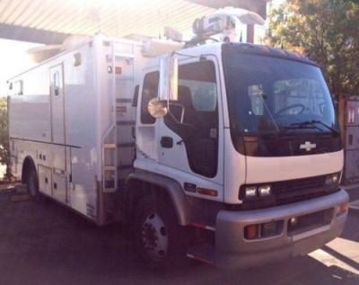 Satellite Broadcast Truck KU Band / Video Production