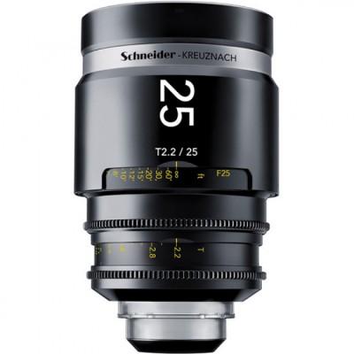 Schneider CINE XENAR III 25MM/T2.2 Canon EF Mount
