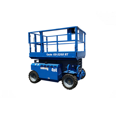 Genie GS3268 Rough Terrain Scissor Lift Rental