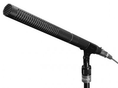 Shotgun Microphone rentals