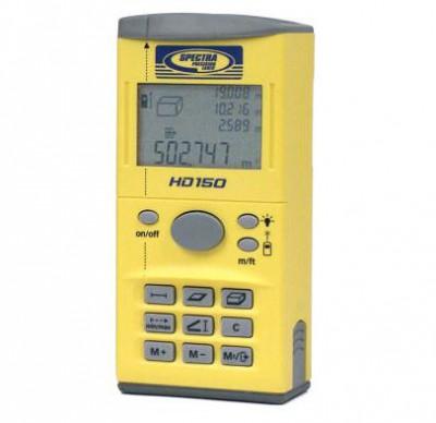 Spectra Precision HD150 Handheld Distance Meter