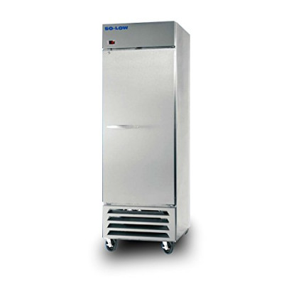 So-Low Laboratory and Pharmacy Refrigerator - Stainless Steel (Single Solid Door) (27 cu ft)