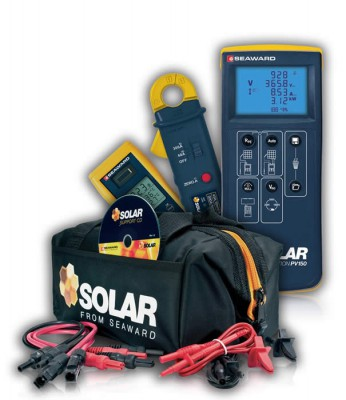 Solar Photovoltaic Tester rentals