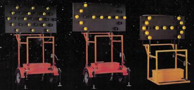 TSS Solar Arrow Board ST-4825/ST-4815/ST-3615
