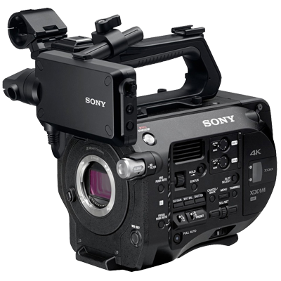 Sony PXW-FS7 4K Camera