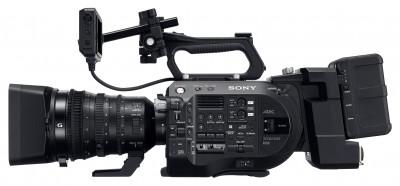 Sony FS7 Mark 2 4k camera system