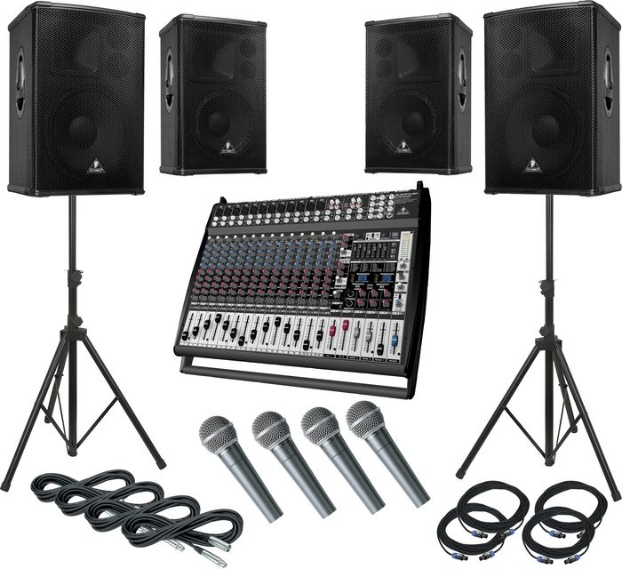 Image result for rent audio system