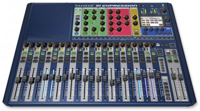 Soundcraft 24 Channel Digital Mixing Console