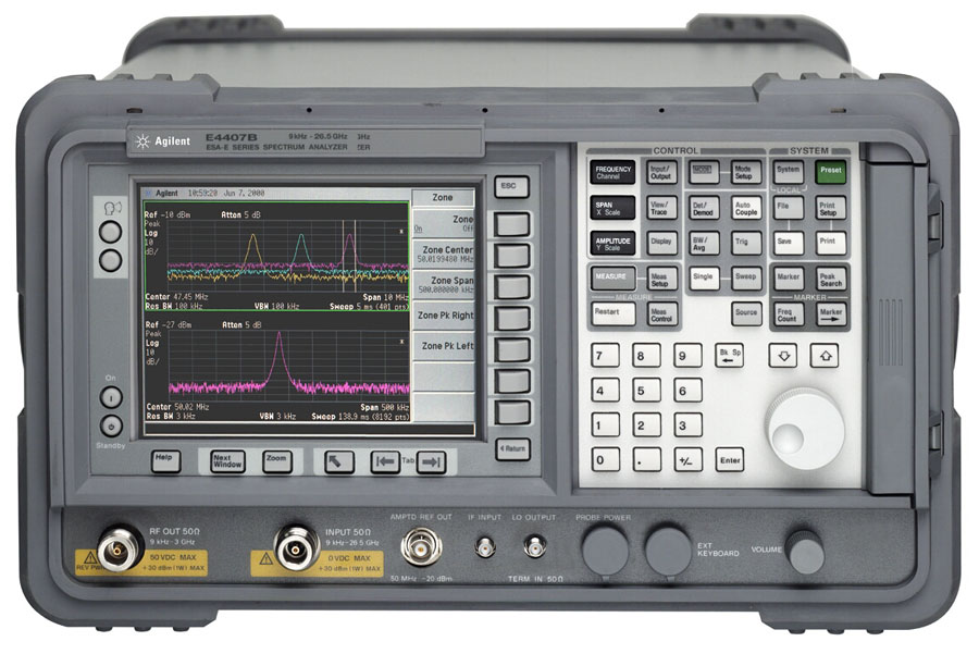 Spectrum Analyzer Rentals And Leases | KWIPPED