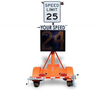 Speed Radar Trailer rentals