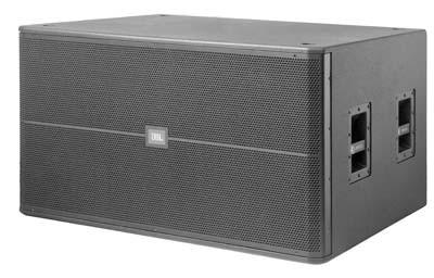 JBL SRX728S - Dual 18