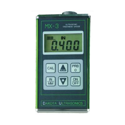 Dakota MX-3 Ultrasonic Thickness Gauge