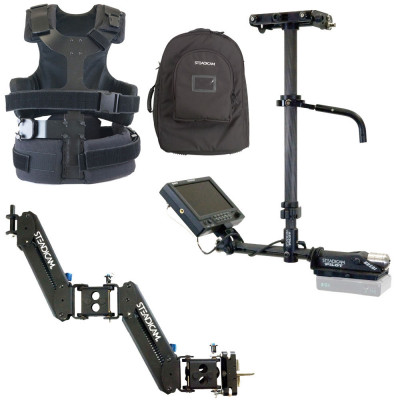 Steadicam Pilot-VL Camera Stabilization System + Vest kit