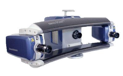 Breuckmann Stereoscan 6.6 3D Scanner