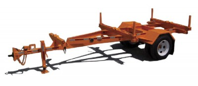 Stick Pipe Trailer rentals