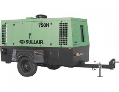 Sullair Portable Compressor (550-750cfm)