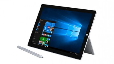 MS Surface Pro 3 Tablet, i3, 64G, Keyboard Cover, WIN8.1 Pro
