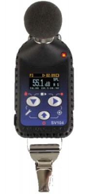 Sensidyne Svantek SV 104 Noise Dosimeter