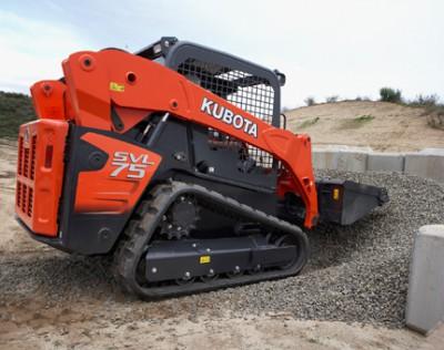 Kubota SVL75 Compact Track Loader
