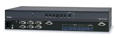 Extron SW6 VGA Audio Six Input VGA and Stereo Audio Switcher