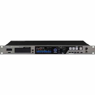 TASCAM DA-6400dp 64-Channel Digital Multitrack Recorder/Player With Redundant Power Supply