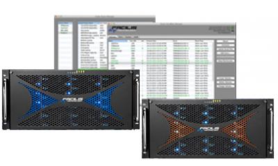Facilis Terrablock High Bandwidth 72 TB Storage