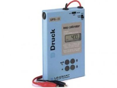 Druck / Unomat UPS-II mA Loop Calibrator