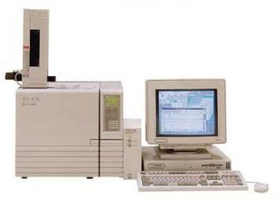 Shimadzu GC-17A Gas Chromatograph