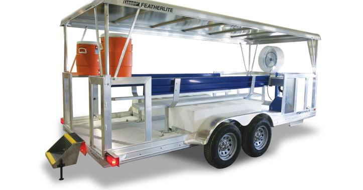 Cooling Trailer Rentals And Leases | KWIPPED