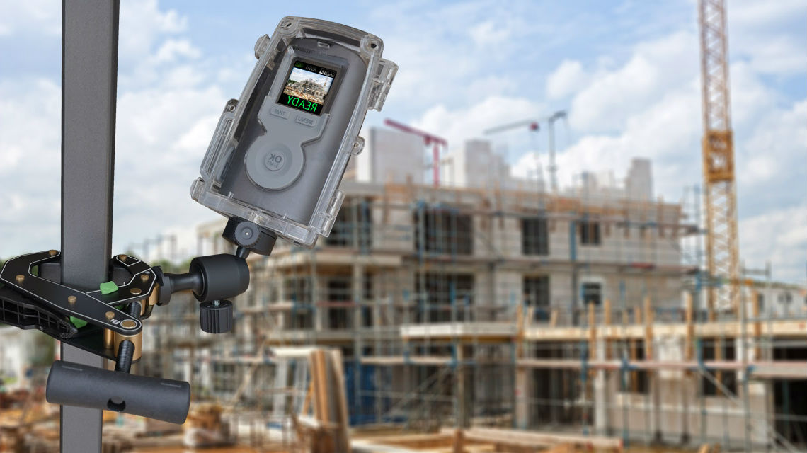 Construction Time Lapse Camera Rentals And Leases Kwipped