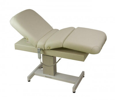 Touch America Hi-Lo Series Multipro 1-Motor Treatment Table W/ Multi-Function Top (Custom Fabric)
