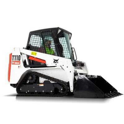 Bobcat T110 Compact Track Loader 48