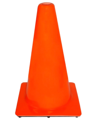 Set of 12 Traffic Cones