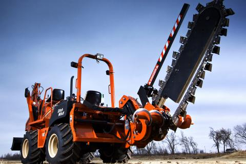 Trencher Rentals And Leases   KWIPPED