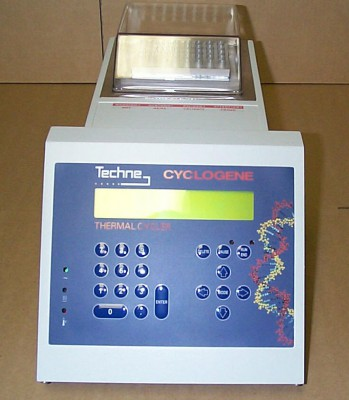 Techne Cyclogene PCR Thermal Cycler