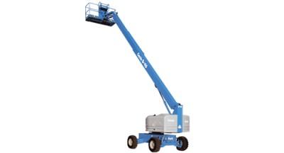 Genie S40 Self Propelled Boom Lift, 2WD or 4WD, Dual Fuel or Diesel Power