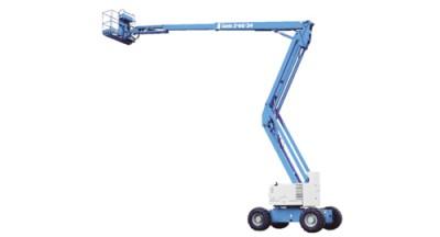 Genie Z60/34 Self Propelled Boom Lift, 2WD or 4WD, Dual Fuel or Diesel Power