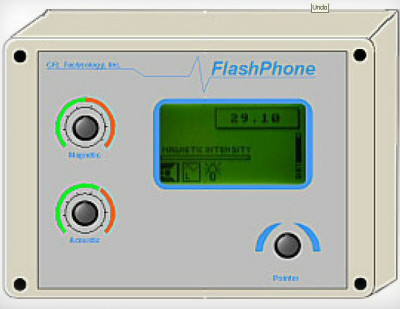 CFL Technology Flash Phone