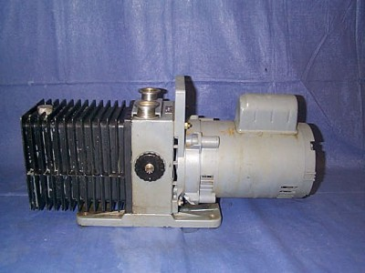Vacuum Pump, Alcatel, Model M2008AC Chemical Series