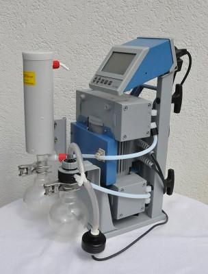 Vacuubrand PC 2002 Vario Vacuum Pump with CVC2000 Vacuum Controller