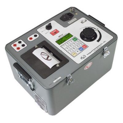Vanguard EZCT-10A Current Transformer Test Set